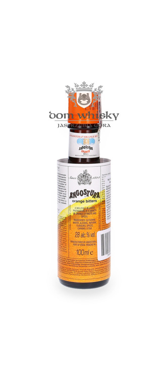 Angostura Orange Bitters / 28% / 0,1l