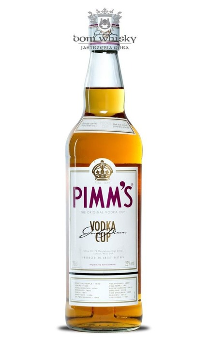 Aperitif Pimm's No.6 Vodka Cup / 25% / 0,7l