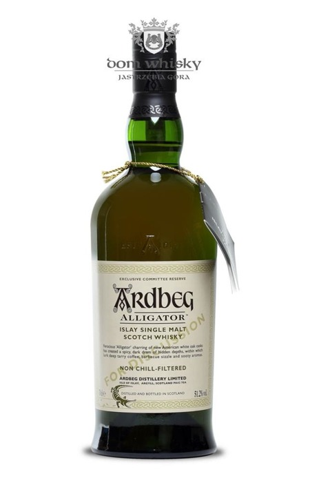 Ardbeg Alligator Committee Reserve / 51,2% / 0,7l