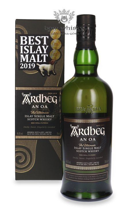 Ardbeg An Oa Best Islay Malt 2019 / 46,6% / 0,7l