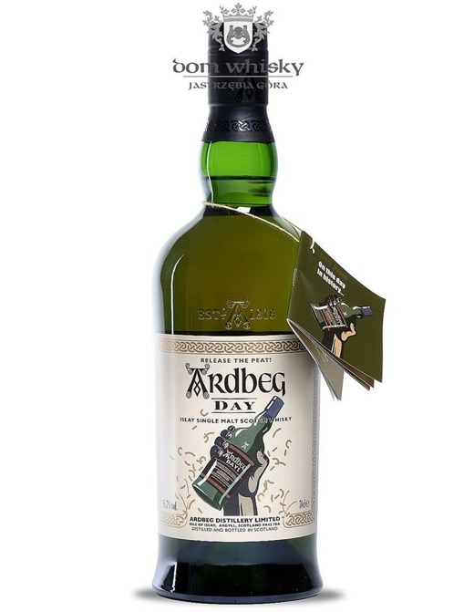 Ardbeg Day, 2012 Committee Release / 56,7% /0,7l