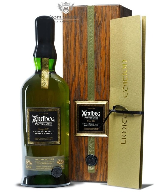 Ardbeg Provenance D.1974 B.1997 / for Europe / 55,6% / 0,7l