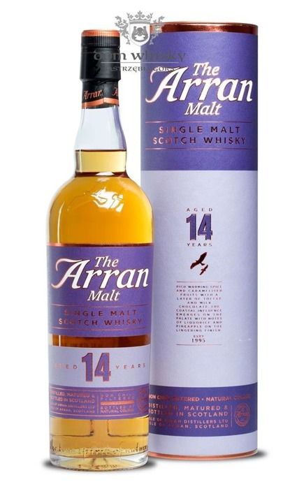 Arran 14-letni Non Chill Filtered / 46% / 0,7l