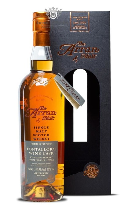 Arran Finished in Fontalloro Wine Casks / 55% / 0,7l