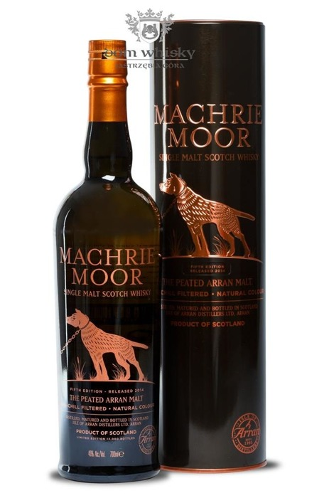 Arran Machrie Moor, 5th Edition / 46% / 0,7l