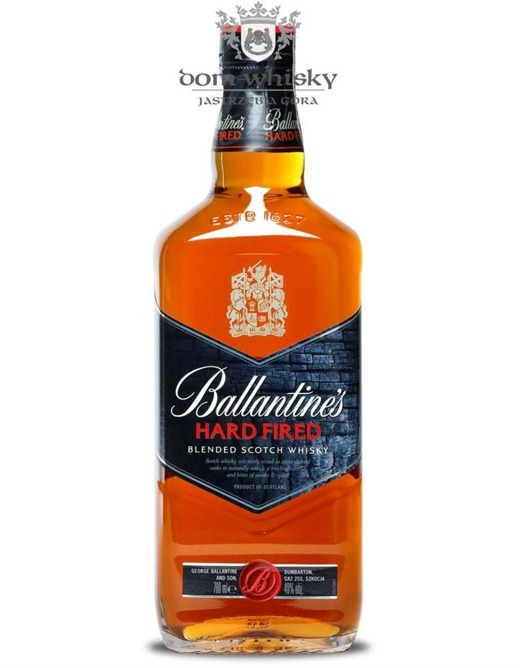 Ballantine's Hard Fired / 40% / 0,7l