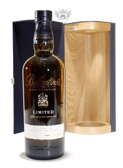 Ballantine's Limited Edition / 43% / 0,7l