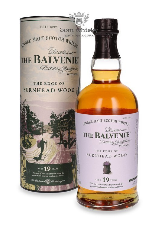 Balvenie 19-letni The Edge Of Burnhead Wood / 48,7%/ 0,7l