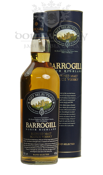 Barrogill North Highland Blended Malt Whisky / 40% / 0,7l