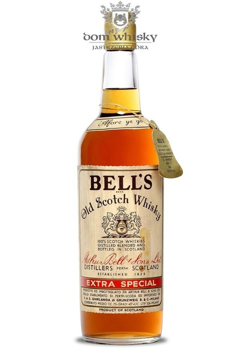 Bell's Extra Special / 43% / 0,75l