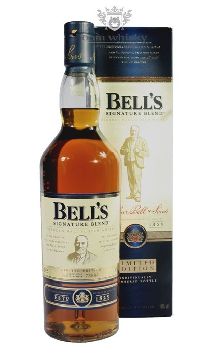 Bell's Signature Blend, Blended Malt Whisky / 40%/ 0,7l