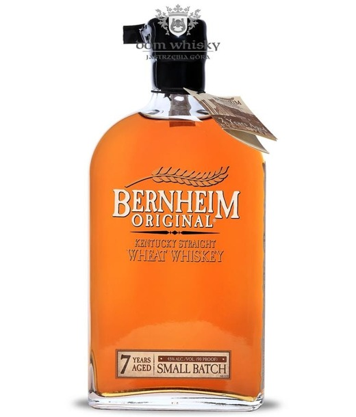 Bernheim Original 7-letni Small Batch /45%/0,75l
