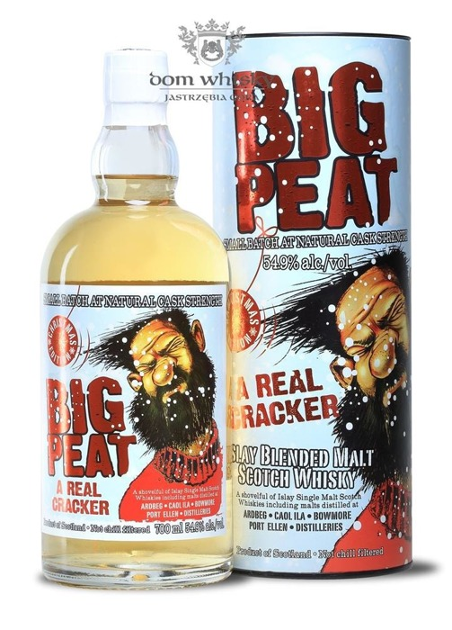 Big Peat Christmas Edition 2013 Cask Strenght / 54,9% / 0,7l
