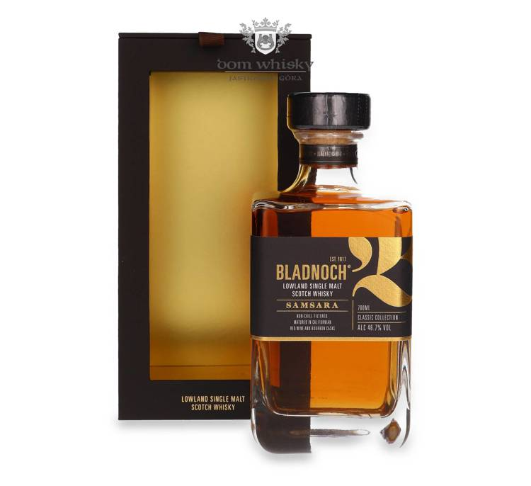 Bladnoch Samsara Celebrating 200 years / 46,7% / 0,7l