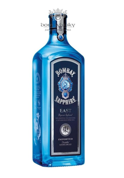 Bombay Sapphire EAST Dry Gin / 42% / 1,0l