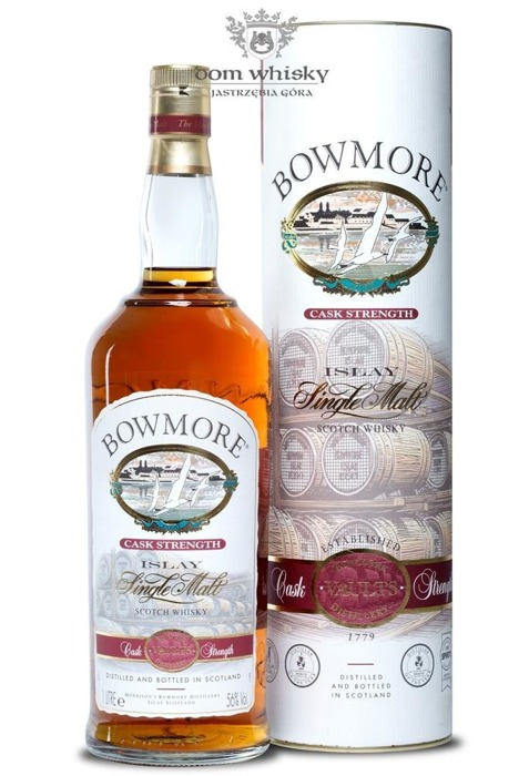 Bowmore Cask Strength Vaults / 56% / 1,0l