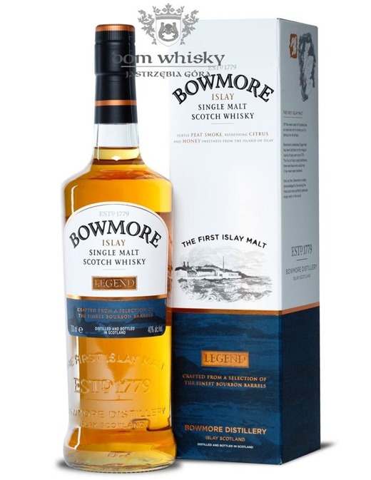 Bowmore Legend / 40% / 0,7l