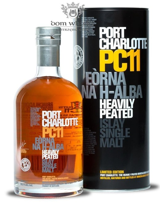 Bruichladdich Port Charlotte, PC11 / 59,5% / 0,7l