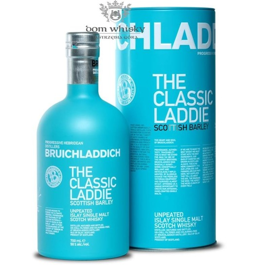 Bruichladdich The Classic Laddie Scottish Barley / 50% / 0,7l