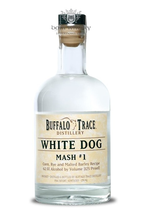 Buffalo Trace White Dog Mash 1 / 62,5% / 0,375l