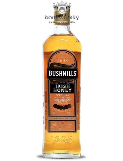 Bushmills Irish Honey / 35% / 0,7l