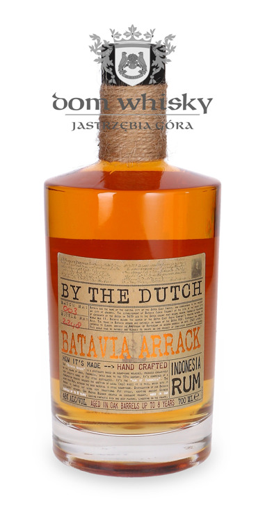 By The Dutch Batavia Arrack / 48% / 0,7l