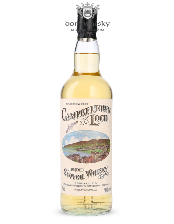 Campbeltown Loch Blended Whisky / 40% / 0,7l
