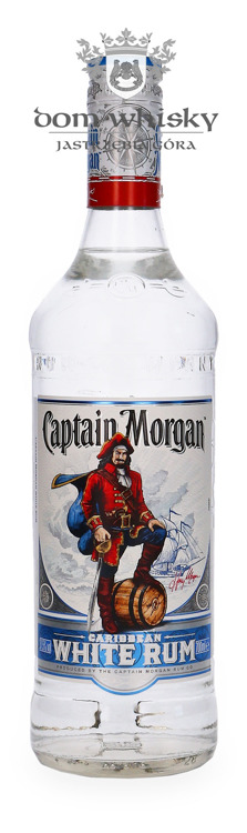 Captain Morgan White / 37,5% / 0,7l