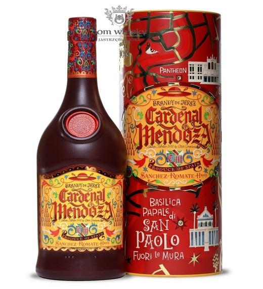Cardenal Mendoza Jubilee 2016 by Steve Simpson Limited Edition / 40% / 0,7l