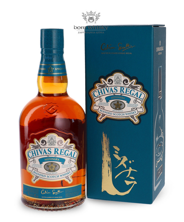 Chivas Regal Mizunara / 40%/ 0,7l