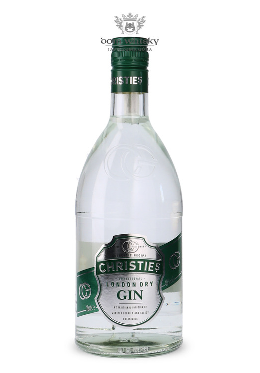 Christies London Dry Gin / 40% / 0,7l