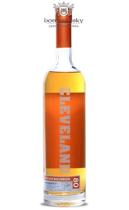 Cleveland American Bourbon The Eighty /40%/0,7l
