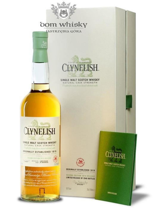 Clynelish Select Reserve (2015 Release) / 56,1% / 0,7l