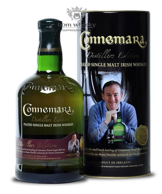 Connemara Distillers Edition / 43% / 0.7l