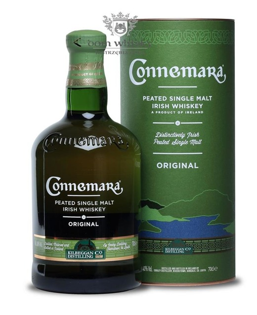 Connemara Peated Single Malt / 40% / 0,7l