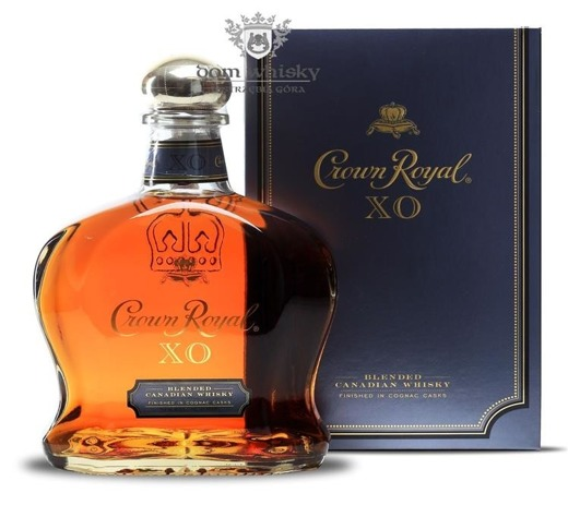 Crown Royal XO Cognac Cask Finish / 40% / 0,75l