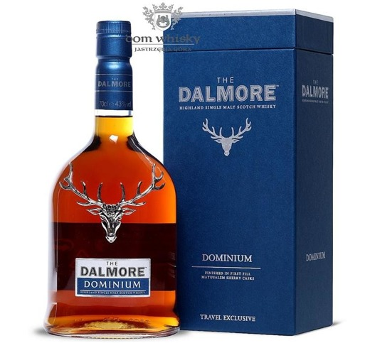 Dalmore Dominium Finished in Matusalem Sherry Casks /43%/0,7l