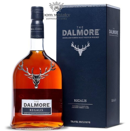 Dalmore Regalis Finished in Amoroso Sherry Casks /40%/1,0l