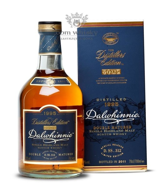 Dalwhinnie 1995 (Bottled 2011) Distillers Edition / 43% / 0,7l