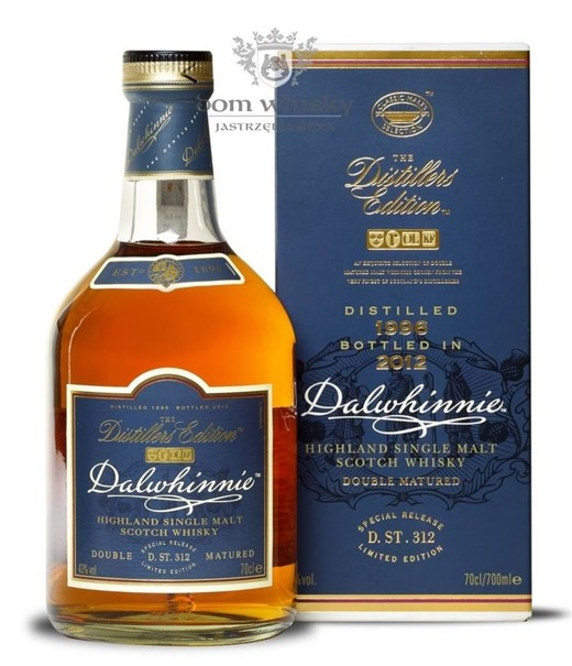 Dalwhinnie 1996 (Bottled 2012) Distillers Edition / 43% / 0,7l