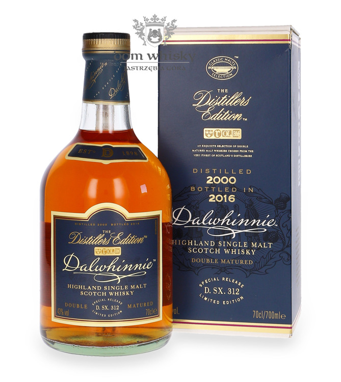 Dalwhinnie 2000 (Bottled 2016) Distillers Edition / 43% / 0,7l