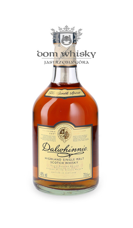Dalwhinnie Triple Matured (Bottled 2013) / 48% / 0,7l