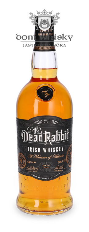 Dead Rabbit Irish Whiskey / 44% / 0,7l