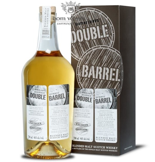 Double Barrel Blended Malt Talisker & Craigellachie / 46% /0,7l