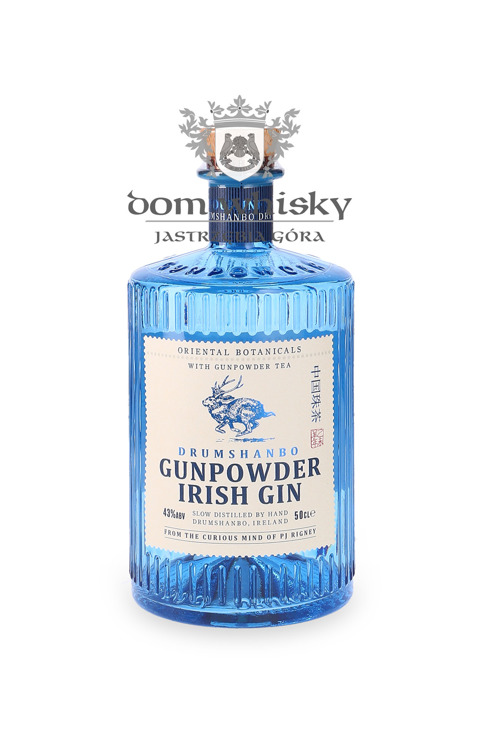 Drumshanbo Gunpowder Irish Gin / 43% / 0,5l