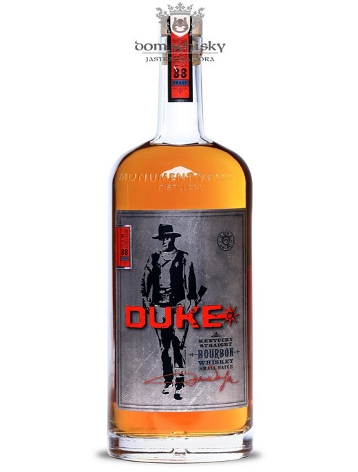 Duke (John Wayne) Small Batch Bourbon / 46%/ 0,7l