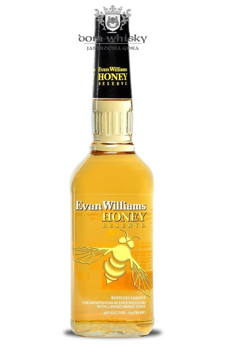 Evan Williams Kentucky Liqueur Honey Reserve / 35% / 0,7l