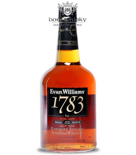 Evan Williams Kentucky Since No.10 Brand 1783 / 43% / 0,7l