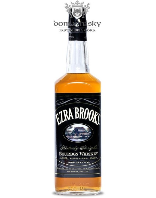 Ezra Brooks Straight Bourbon /40%/ 0,7l