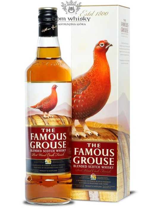 Famous Grouse Port Wood / 40% / 0,7l